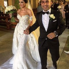 Steven Khalil Wedding dress inspo