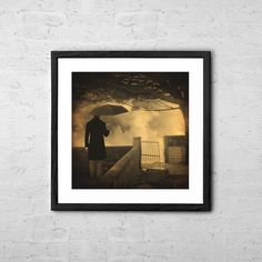 Miracle Photo Art Poster  Fine Art Print for by TaylanSoyturk, $17.00