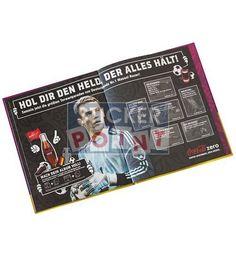 Panini Em Euro 2012 Hardcover Album Manuel Neuer Seite