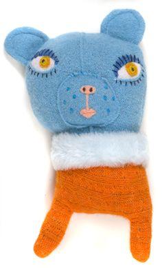 Blue Bear Amy Arnold
