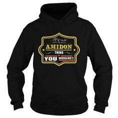 I Love  KEEP CALM AND LET AMIDON HANDLE IT T shirts