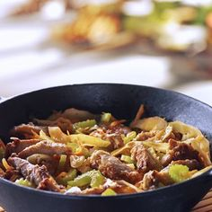 Rezept für Wok-Gemüse