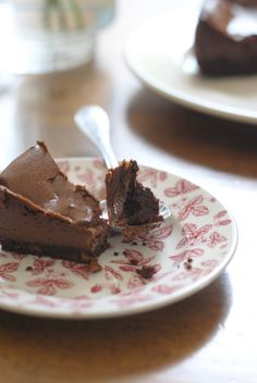 Juices And Cakes: Cheesecake tout chocolat