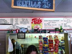 TULSA, OK - Ty's Hamburgers - 1534 S. Harvard Ave. - Fun little hamburger joint. While we were in Tulsa, we wanted  hamburgers but didn't know where to go so we pulled in to a gas station and asked the locals and they sent us here. It was just what we like. Small, friendly, and great food.
