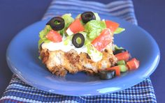 Puffy Taco Casserole - Shut up, Lyons Adams. Taco Casserole, Casserole Recipes, Best Mexican Recipes, Favorite Recipes, Grand Biscuit Recipes, Puffy Tacos, Mexican Dishes, Mexican Meals, Good Food