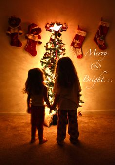 Great Christmas foto idea. :D love this!!