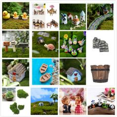 44styles figurine #craft plant pot garden ornament #miniature #fairy garden decor,  View more on the LINK: 	http://www.zeppy.io/product/gb/2/152131605459/