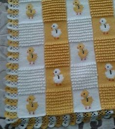 This Pin was discovered by Eze Bobble Crochet, Bobble Stitch, Crochet Quilt, Manta Crochet, Afghan Crochet Patterns, Baby Knitting Patterns, Baby Patterns, Blanket Patterns, Knitted Baby Blankets