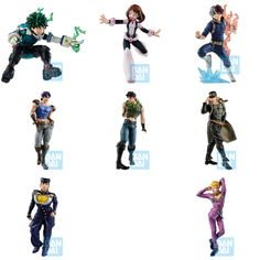 Bluefin announced more Ichibansho Figures and #VideguyCollectibles is taking pre-order for them. They are scheduled for release in June 2021. #bluefinbrands #myheroacademia #jojosbizarreadventure #ichibansho #ichiban Robots For Kids, Jojo's Bizarre Adventure, My Hero Academia, June, News, Movie Posters, Collection, Film Poster, Billboard