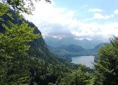 Alpsee, German Alps