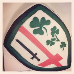 London Irish Cake Irish Cake, Guinness Cake, Rugby, Birthday Parties, Party Ideas, London, Kids, Anniversary Parties, Young Children