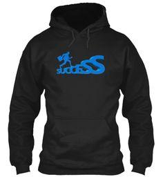 Cool T Shirts | Cool Hoodies Black Sweatshirt Front