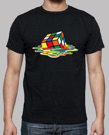 Sheldon Cooper - cubo Rubik derretido Manga, College Girls, Mens Tops, Fashion, Ideas, Cool Clothes, Geek, Men, Sporty
