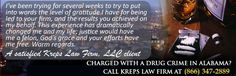 Alabama Drug Defense Attorney   Alabama Marijuana Laws Attorney   Alabama Drug Crime Lawyer   Birmingham, Tuscaloosa, Hoover, AL