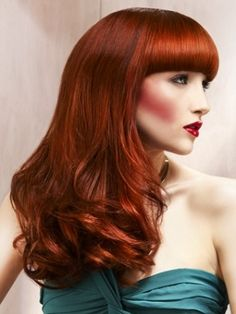 Glam Long Hairstyles