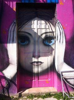 Seth GlobePainter, Balogna, Corsica | via Street Art 360 on Twitter