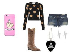 """""""Click Clack"""" by waffle-hp ❤ liked on Polyvore"""