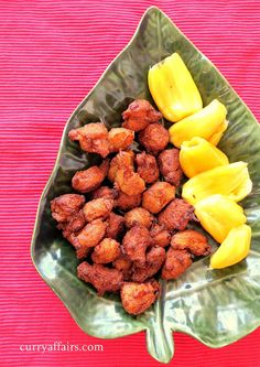 Jackfruit Fritters (