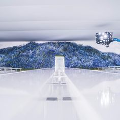 The runway staging for Christian Dior Spring/Summer 2016 RTW at Paris Fashion Week.