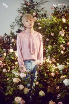 Roy Kim teases 'Blooming Season' with more concept & bts photos | allkpop.com