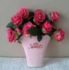 Wreath Spring flowers Flower Arrangement pink pocket