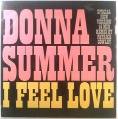 Donna Summer - I Feel Love (Patrick Cowley Mega Mix)