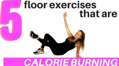 Total Body Workout Floor Based - by using multi compound moves will be burning off excess calories and increasing your natural calorie burn. This is how you can naturally speed up your metabolism and shape and sculpt up your body. As a female personal trainer with over 25 years experience I have helped 100's of thousands of women get in shape fast at home. Lucy xx