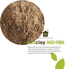 ecoclay BASE+FIBRA