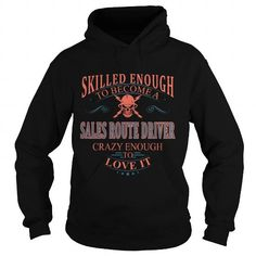 SALES ROUTE DRIVER - #slouchy tee #tshirt makeover. MORE INFO => https://www.sunfrog.com/LifeStyle/SALES-ROUTE-DRIVER-112580450-Black-Hoodie.html?68278