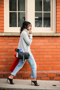 How I style: The Statement Winter Coat Spring Outfits, Winter Outfits, Winter Clothes, Ysl Kate Bag, Edgy Outfits, Fashion Outfits, Minimalist Street Style, London Shopping, Designer Bags