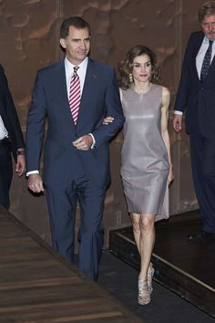 Queen Letizia of Spain Photos: Spanish Royals Deliver 'La Caixa' Scholarships