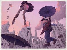 Sempre Cantei Errado: 15 Ilustrações que mostram como o mundo está louco