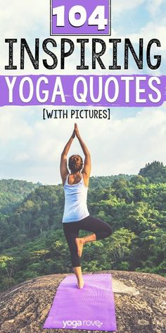 I love these yoga quotes! Yoga for beginners need to hear these. Yin Yoga Sequence, Yoga Sequences, Yoga Quotes, Yoga Sayings, Yoga Inspirational Quotes, Quotes Positive, Motivational, Yoga Routine For Beginners, Yoga Motivation