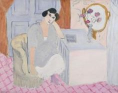 Henri Matisse 'The Inattentive Reader', 1919 © Succession Henri Matisse/DACS 2015