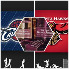 """5/20/15 NBA Playoffs: #Cleveland #Cavaliers vs #Atlanta #Hawks (Take: Cleveland +1,Over 197.5) (THIS IS NOT A SPECIAL PICK ) """"The Sports Bettors Almanac"""" SPORTS BETTING ADVICE  On  95% of regular season games ATS including Over/Under   1.) """"The Sports Bettors Almanac"""" available at www.Amazon.com  2.) Check for updates: @Marlawn7 Twitter,Instagram,YouTube   For my personal picks link in Bio Marlawn Heavenly VII  #NFL #MLB #NHL #NBA #NCAAB #NCAAF #LasVegas #Football #Basketball #Baseball…"""
