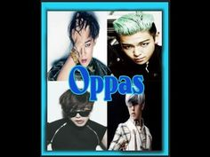 Idols coreanos: G-Dragon, TOP, Lee Jong Suk y Sung Min