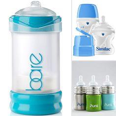 7 New Baby Bottles for 2012 from http://www.lilsugar.com/Best-New-Baby-Bottles-2012-21945528