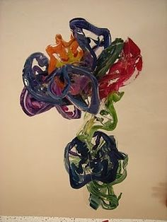 chihuly   Cool but I can't believe this teacher thought it was okay to put plastic in a toaster oven at school!
