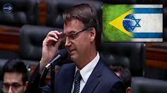 Jair Bolsonaro se emociona com discurso do filho Eduardo em homenagem a ...