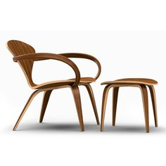 LOUNGE ARM CHAIR designed by Benjamin Cherner. Available through Switch Modern.