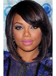 Black Hairstyle For Round Faces African American