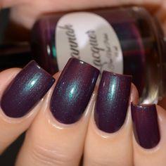 """Savannah Lacquer Love In Mystic Falls Collection """"My Last Breath for My Brother"""""""