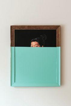 A modern take on portrait art - LOVE