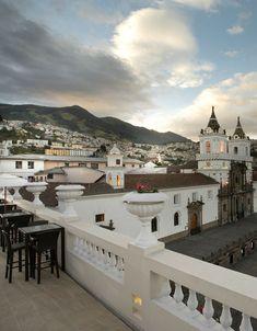 Casa Gangotena (Quito, Ecuador)
