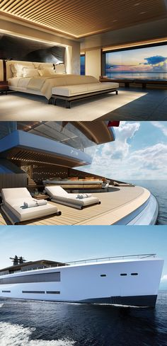 This Two-Deck Superyacht Concept Could Be the Ultimate Party Barge http://sumo.ly/pZMs via @robbreport