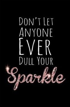 Reminds me of someone's sparkle who's still shining even though they're not here.. Love you Kenz.
