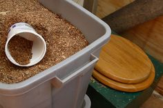 Composting Toilet (Humanure)...