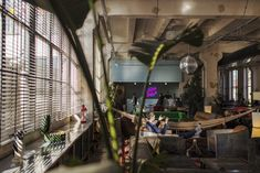 Multifunctional Space Created as a Platform for Young Artists