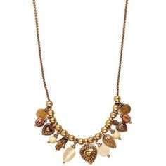 SALE Was £44 Now £28 - Bohemian Journey Charm Necklace by Hultquist featured by #StyleCard #Necklaces #Jewellery