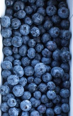 Here's a tip:  fresh blueberries in plain yogurt taste 1000 times better than blueberry yogurt bought in the store.  Try it!